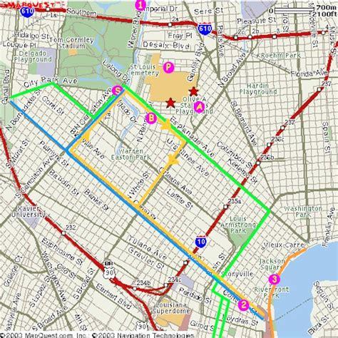 map new orleans jazz swag s jazzfest faq transportation summary