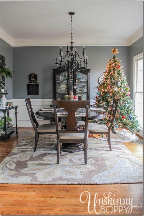 Tree In Dining Room by And Decorating Ideas From 32 Top Home