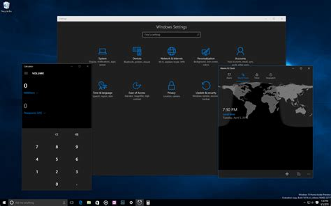 night themes for windows 10 enable official night mode in windows 10 windows clan