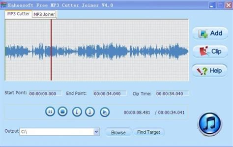 download mp3 cutter softonic free mp3 cutter joiner download