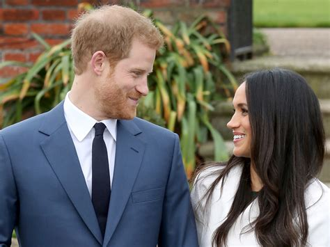 harry meghan royal engagement prince harry knew meghan markle was the