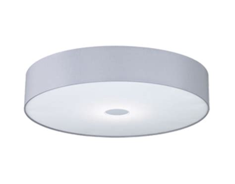 Grey Ceiling L Shades by Fabric Flush Ceiling Lights From Easy Lighting