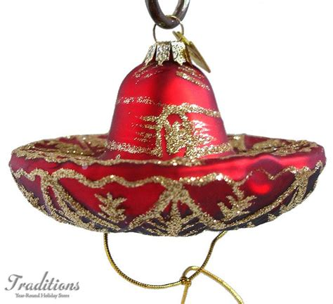 10 best sombrero ornaments images on pinterest hats