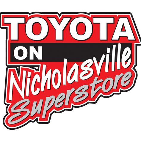 Toyota On Nicholasville Toyota Nicholasville Toyotaonnich1