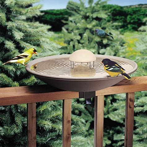 water wiggler bird bath agitator bird baths gardener s