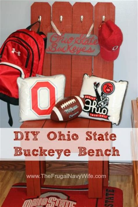 ohio state bench best 25 buckeye sports ideas on pinterest ohio state