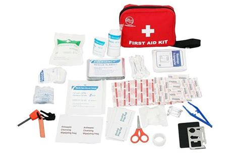 Emergency First Aid Kit ? Survival Hax