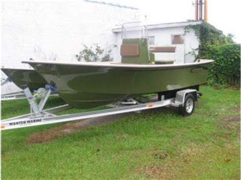 small boats for sale used 2007 may craft 1800 skiff tenders small boats for sale