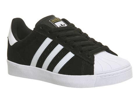 imagenes de tenis adidas blanco con negro adidas superstar vulc adv core black white unisex sports
