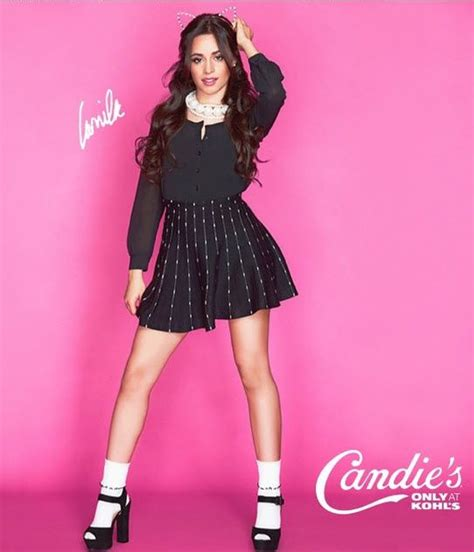 Blouse Cameline camila cabello in the fifth harmony 2015 candie s caign