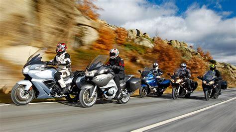 Motorrad Tourer by Motorrad Tourer Vergleichstest 2013 Youtube