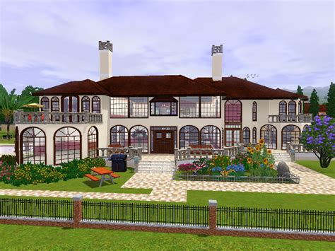 Build Your Own House Game Like Sims mod the sims 15 summerhill court luxurious