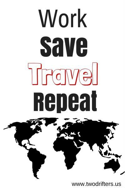 Will Work For Travel we didn t quit our to travel