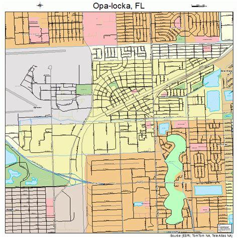 opa locka fl opa locka florida street map 1251650