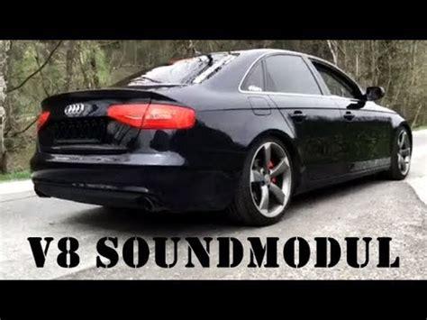 Audi Soundmodul by Audi A4 B8 8k V8 Soundmodul W App Active Diesel Sound