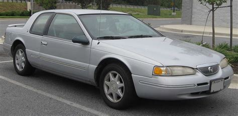 old car owners manuals 1996 mercury cougar interior lighting mercury cougar wikipedia