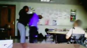 teachers aide arrested after video of attack emerges shocking secret footage reveals teacher aides slapping and