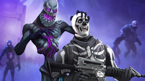 zombies in fortnite battle royale event