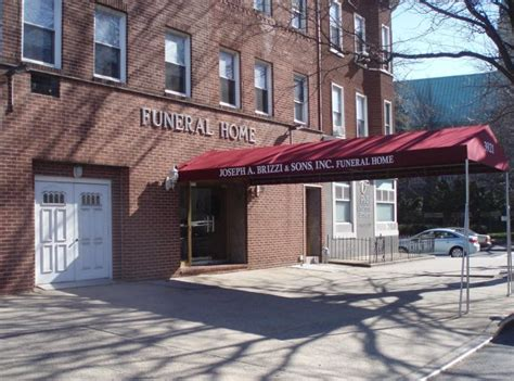 joseph a brizzi and sons funeral home in ny