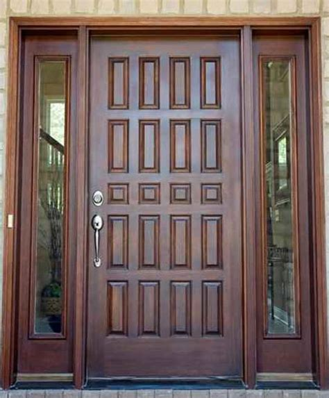Fancy Front Doors Decorative Front Doors Photo 3 Interior Exterior Doors Design
