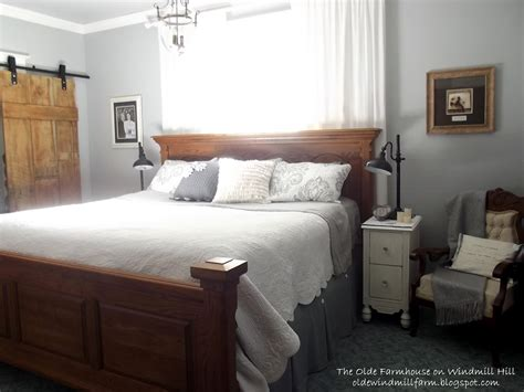 the olde farmhouse on windmill hill master bedroom my design ideas the olde farmhouse on windmill hill gray and white master