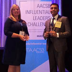 Aacsb Mba Vs Non by Liverpool Mba Named Global Influential Leader 2016 By