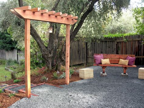 building an arbor trellis how to build a redwood arbor how tos diy