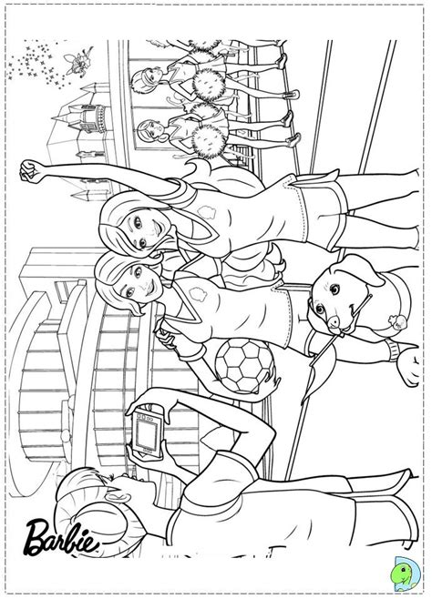 Photos Bild Galeria Coloring Pages Barbie Princess Coloring Pages Princess Charm School