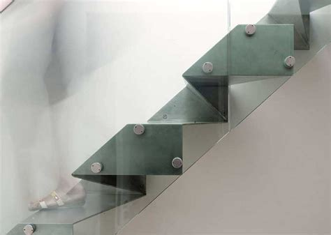 Steel Origami - origami stair camberwell house e architect