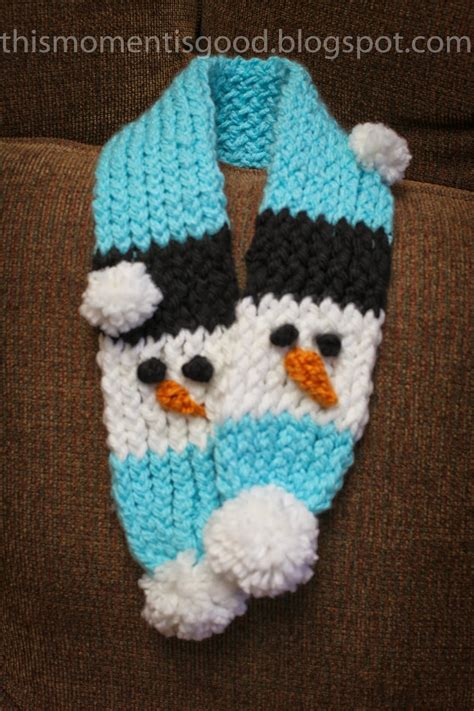 loom knitting by this moment is good loom knit snowman