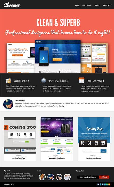 portfolio layout tutorial how to create a sleek portfolio layout in photoshop sanjay