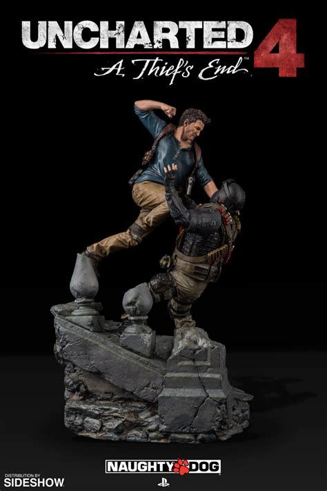 uncharted 4 figure uncharted 4 nathan statue discussion at toyark
