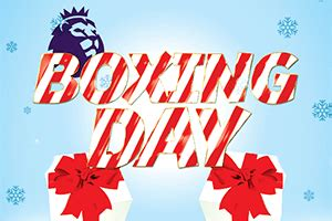 epl table boxing day 2016 fantasy premier league gw18 tips to survive boxing day