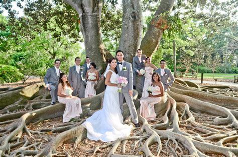 Selby Botanical Gardens Wedding Botanical Garden S Wedding Sarasota Fl Randall Productions Llc
