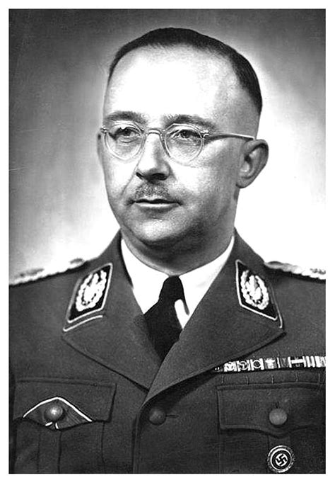 heinrich himmler the sinister of the of the ss and gestapo books just got that waffen ss haircut page 2