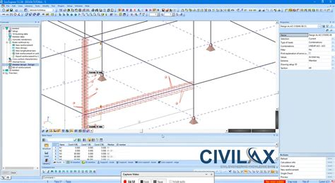 architecture courses after be civil scia engineer course design of rcc members civil