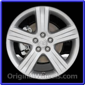 Wheels Toyota Corolla 2009 Toyota Corolla Rims 2009 Toyota Corolla Wheels At