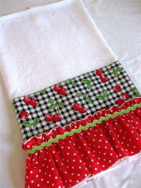 natural and black gingham plaid dish towel kitchen 115 best kitchen towels images on pinterest kitchen