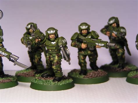 how do you a guard how do you paint your imperial guard