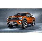 2019 Ford Ranger Imagined As F 150s Little Brother