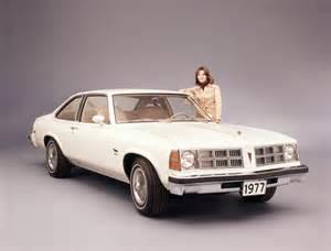 1977 Pontiac Ventura Pontiac Goes Out Of Business