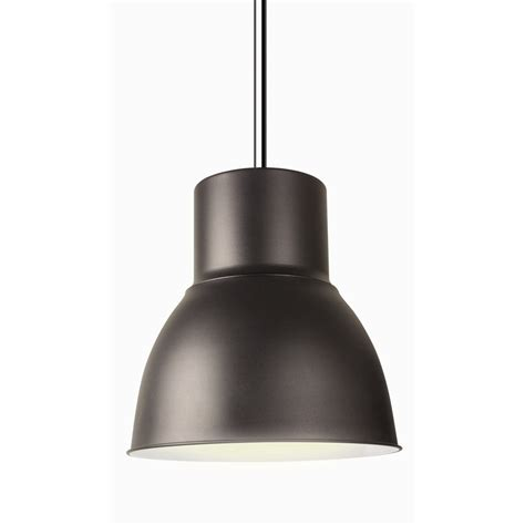brilliant 47cm 240v charcoal hugo pendant light bunnings