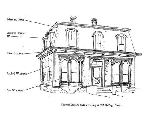 eplans second empire house plan french townhouse square 25 b 228 sta mansard roof id 233 erna p 229 pinterest