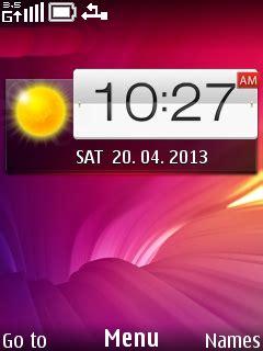 clock themes for lenovo download lenovo v2 nokia theme mobile toones