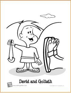 preschool coloring pages david and goliath 1000 images about bible printables on pinterest david
