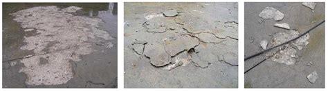 pavimenti in calcestruzzo stato pavimentazioni esterne di calcestruzzo degrado da gelo