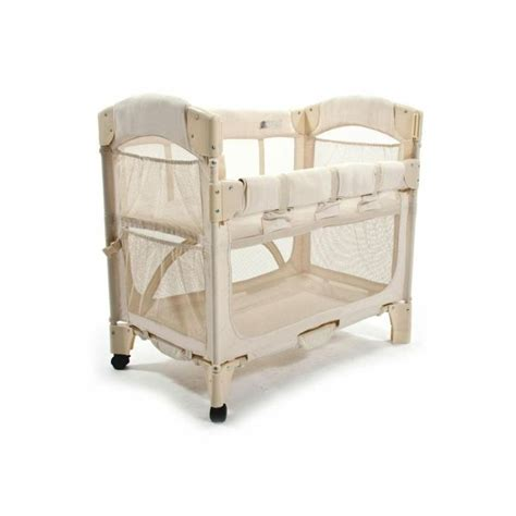 Mini Crib Co Sleeper Arm S Reach Concepts Co Sleeper Bassinet Mini Arc Infant Co Sleeper
