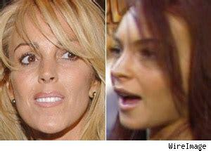 Lindsay Gets Rehab Visit From by Dina Lohan Finally Visits Lindsay In Rehab Tmz