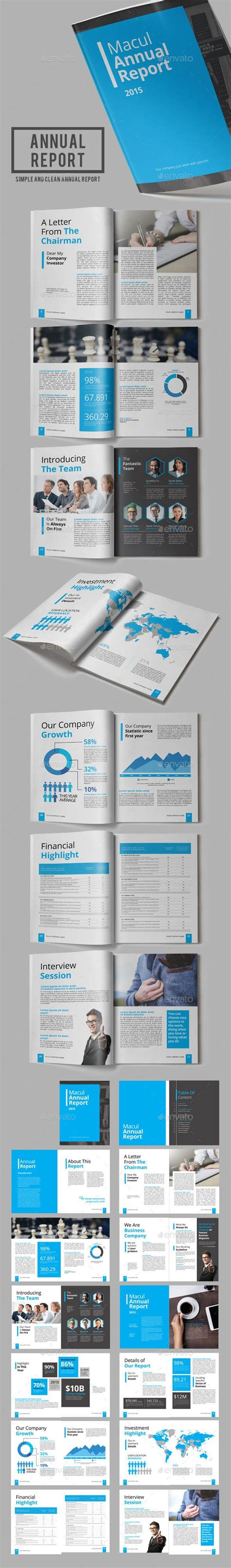 Https Graphicriver Net Item Divided Annual Report Template 13185075 9 Best Images About Annual Report On Creative