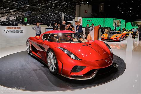 koenigsegg regera electric motor koenigsegg regera arrives in geneva in production